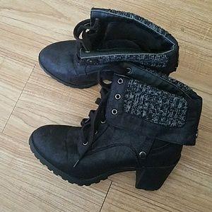 Women's Heels Boots, Size 8